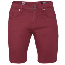 VOLCOM CHILI CHOCKER COLORED SHORTS RED