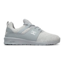DC HEATHROW TX SE SHOES GREY GREY GREY