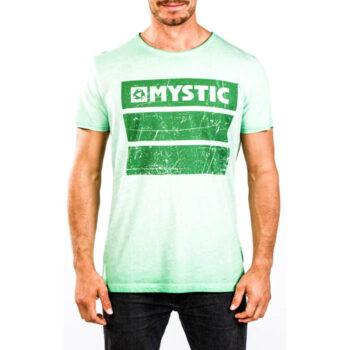 MYSTIC CONCRETE T-SHIRT GREEN