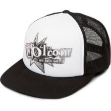 VOLCOM STONAR WAVES HAT WHITE