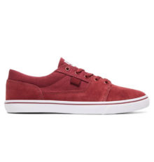 DC TONIK W SHOES BURGANDY DAWN