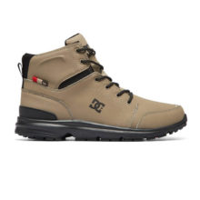 DC TORSTEIN LEATHER BOOTS TIMBER