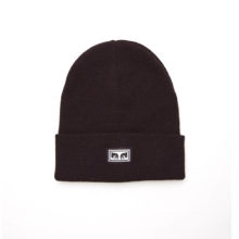OBEY ICON EYES BEANIE BLACK