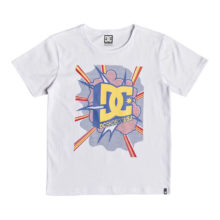 DC BLASTER BOYS T-SHIRT SNOW WHITE