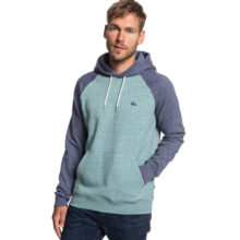 QUIKSILVER EVERYDAY HOODIE STORMY SEA HEATHER