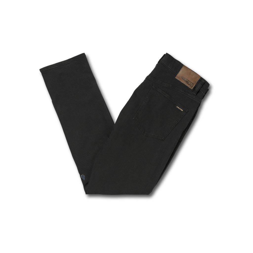 VOLCOM VORTA DENIM BLACK ON BLACK