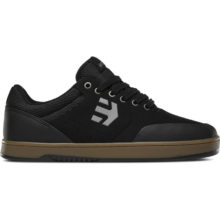 ETNIES MARANA SHOES BLACK DARK GREY GUM