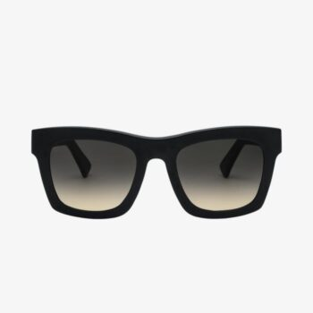 ELECTRIC CRASHER SUNGLASSES MATTE BLACK BLACK GRADIENT
