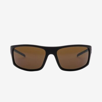 ELECTRIC TECH ONE SUNGLASSES MATTE BLACK BRONZE POLARIZED