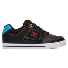 DC PURE KIDS SHOES MULTI 1