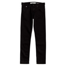 DC WORKER SLIM FIT JEANS BLACK RINSE