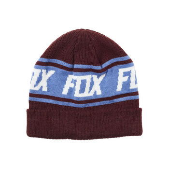 FOX WILD AND FREE BEANIE CRNBRY