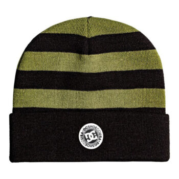 DC STEEPER CUFF BEANIE FATIGUE GREEN