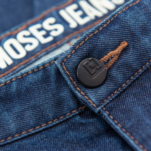 HORSEFEATHERS MOSES JEANS DARK BLUE