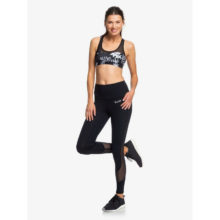 ROXY SAY YOU SAY ME LEGGINGS TRUE BLACK