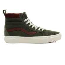 VANS SK8-HI MTE SHOES DEEP LICHEN GREEN ROOT BEER