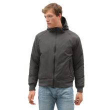 DICKIES FORT LEE JACKET CHARCOAL GREY
