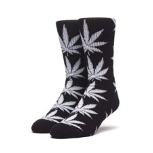 HUF PLANTLIFE SOCK BLACK