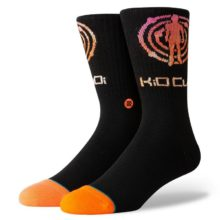 STANCE KID LOGO SOCK BLACK
