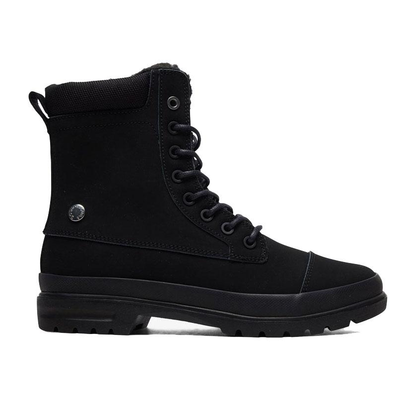 DC AMNESTI WNT WINTER BOOTS BLACK BLACK