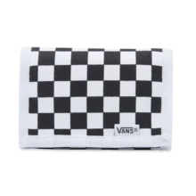 VANS SLIPPED WALLET BLACK WHITE