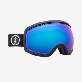 ELECTRIC EG2 GOGGLE MATTE BLACK BROSE BLUE CHROME