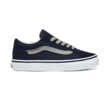 VANS JUNIOR OLD SKOOL SHOES DRESS BLUES DRIZZLE