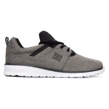 DC HEATHROW TX SE SHOES DARK GREY