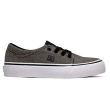 DC TRASE TX SE YOUTH SHOES DARK GREY