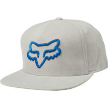 FOX INSTILL SNAPBACK HAT GREY