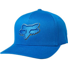 FOX EPICYCLE FLEXFIT HAT ROYAL BLUE
