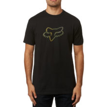 FOX LEGACY FOX HEAD T-SHIRT CAMO