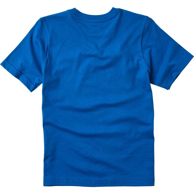 FOX YOUTH CASTR T-SHIRT ROYAL BLUE