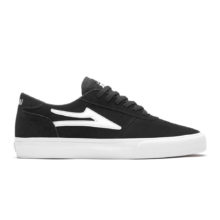 LAKAI MANCHESTER SHOES BLACK SUEDE