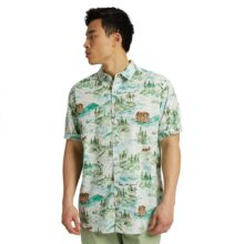 BURTON SHABOOYA CAMP SHIRT STERLING POND