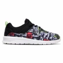 DC HEATHROW TX SE YOUTH SHOES MULTI
