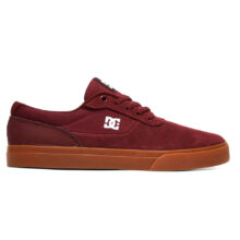 DC SWITCH SHOES BURGUNDY