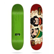 FLIP PENNY TOMS FRIENDS STAINED RED 8.25 SKATE DECK