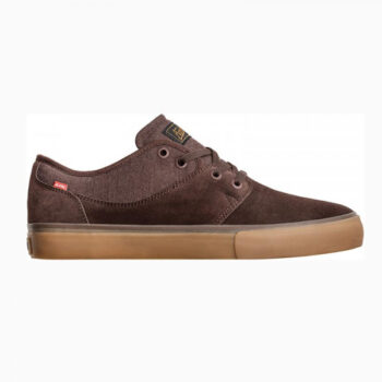 GLOBE MAHALO SHOES DARK BROWN GUM