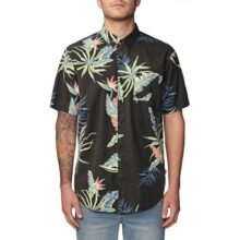 GLOBE PARADISE FOUND SHIRT BLACK