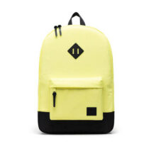 HERSCHEL HERITAGE BACKPACK HIGHLIGHT BLACK
