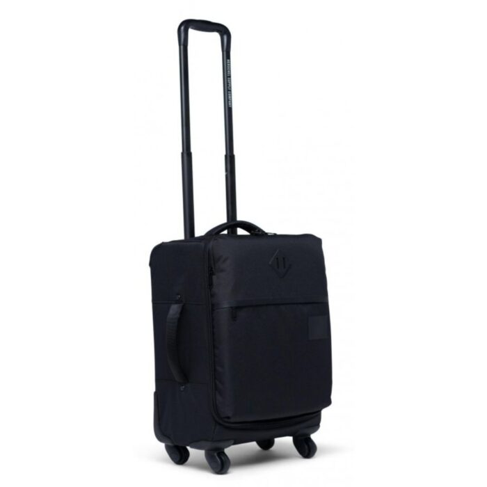 HERSCHEL HIGHLAND CARRY ON LUGGAGE CARRY ON BLACK