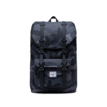 HERSCHEL LITTLE AMERICA MID VOLUME BACKPACK NIGHT CAMO