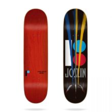 PLAN B JOSLIN SLICED 8.25 SKATE DECK