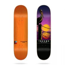 PLAN B TREVOR SUNSET 8.25 SKATE DECK