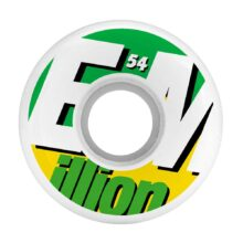 EMILLION VICE LOGO WHEELS 54MM