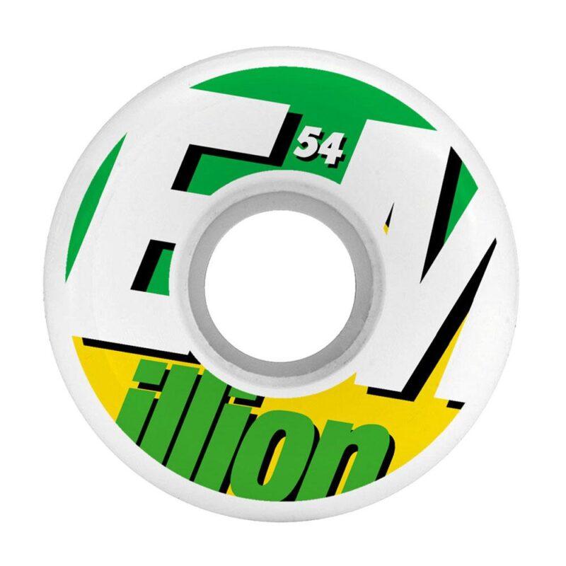 EMILLION VICE LOGO WHEELS 54MM