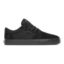 ETNIES BARGE LS SHOES BLACK BLACK BLACK