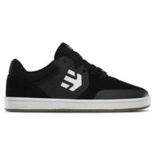 ETNIES KIDS MARANA SHOES BLACK GUM WHITE
