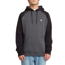 VOLCOM HOMAK HOODIE HEATHER GREY